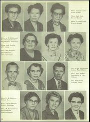 Page 16, 1954 Edition, Van High School - Vandalite Yearbook (Van, TX) online yearbook collection