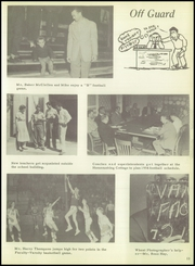 Page 17, 1954 Edition, Van High School - Vandalite Yearbook (Van, TX) online yearbook collection