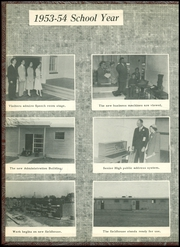 Page 2, 1954 Edition, Van High School - Vandalite Yearbook (Van, TX) online yearbook collection