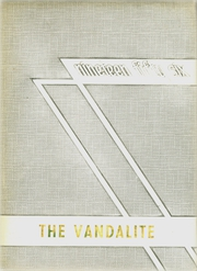 1956 Edition, Van High School - Vandalite Yearbook (Van, TX)