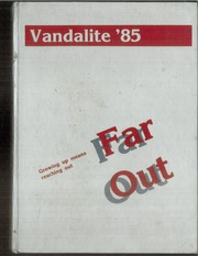 1985 Edition, Van High School - Vandalite Yearbook (Van, TX)
