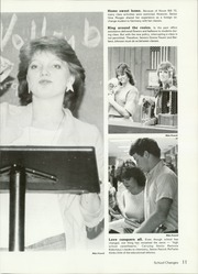 Page 15, 1985 Edition, Van High School - Vandalite Yearbook (Van, TX) online yearbook collection