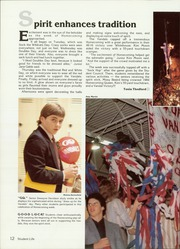 Page 16, 1985 Edition, Van High School - Vandalite Yearbook (Van, TX) online yearbook collection