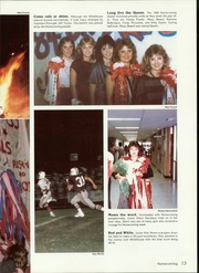 Page 17, 1985 Edition, Van High School - Vandalite Yearbook (Van, TX) online yearbook collection