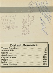 Page 3, 1985 Edition, Van High School - Vandalite Yearbook (Van, TX) online yearbook collection