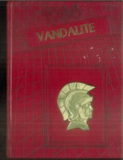 1986 Edition, Van High School - Vandalite Yearbook (Van, TX)