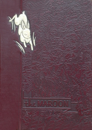 Atlanta High School - Maroon Yearbook (Atlanta, TX) online yearbook collection, 1939 Edition, Page 1