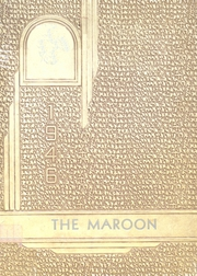 Atlanta High School - Maroon Yearbook (Atlanta, TX) online yearbook collection, 1946 Edition, Page 1