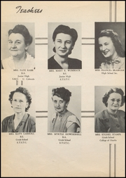 Page 12, 1946 Edition, Atlanta High School - Maroon Yearbook (Atlanta, TX) online yearbook collection