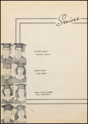 Page 16, 1946 Edition, Atlanta High School - Maroon Yearbook (Atlanta, TX) online yearbook collection