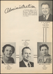 Page 9, 1946 Edition, Atlanta High School - Maroon Yearbook (Atlanta, TX) online yearbook collection