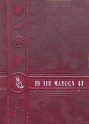 Page 1, 1947 Edition, Atlanta High School - Maroon Yearbook (Atlanta, TX) online yearbook collection