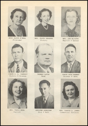 Page 14, 1947 Edition, Atlanta High School - Maroon Yearbook (Atlanta, TX) online yearbook collection