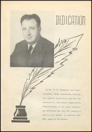 Page 9, 1947 Edition, Atlanta High School - Maroon Yearbook (Atlanta, TX) online yearbook collection