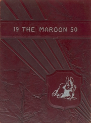 Atlanta High School - Maroon Yearbook (Atlanta, TX) online yearbook collection, 1950 Edition, Page 1