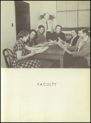 Page 11, 1950 Edition, Atlanta High School - Maroon Yearbook (Atlanta, TX) online yearbook collection