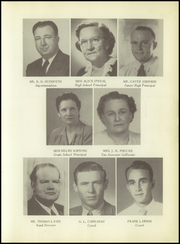 Page 13, 1950 Edition, Atlanta High School - Maroon Yearbook (Atlanta, TX) online yearbook collection