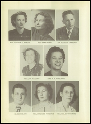 Page 14, 1950 Edition, Atlanta High School - Maroon Yearbook (Atlanta, TX) online yearbook collection