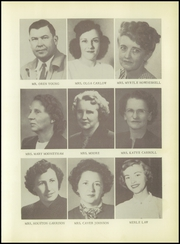 Page 15, 1950 Edition, Atlanta High School - Maroon Yearbook (Atlanta, TX) online yearbook collection