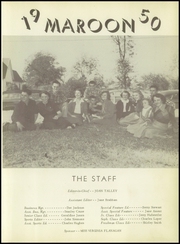 Page 7, 1950 Edition, Atlanta High School - Maroon Yearbook (Atlanta, TX) online yearbook collection