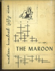 Page 1, 1959 Edition, Atlanta High School - Maroon Yearbook (Atlanta, TX) online yearbook collection