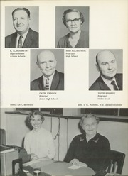 Page 13, 1959 Edition, Atlanta High School - Maroon Yearbook (Atlanta, TX) online yearbook collection