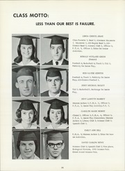 Page 18, 1966 Edition, Atlanta High School - Maroon Yearbook (Atlanta, TX) online yearbook collection