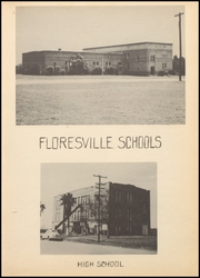 Page 11, 1949 Edition, Floresville High School - Tigers Claw Yearbook (Floresville, TX) online yearbook collection