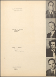 Page 15, 1949 Edition, Floresville High School - Tigers Claw Yearbook (Floresville, TX) online yearbook collection
