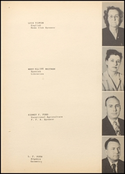 Page 17, 1949 Edition, Floresville High School - Tigers Claw Yearbook (Floresville, TX) online yearbook collection