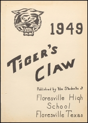 Page 5, 1949 Edition, Floresville High School - Tigers Claw Yearbook (Floresville, TX) online yearbook collection