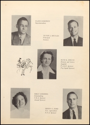 Page 17, 1950 Edition, Floresville High School - Tigers Claw Yearbook (Floresville, TX) online yearbook collection