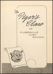 Page 7, 1952 Edition, Floresville High School - Tigers Claw Yearbook (Floresville, TX) online yearbook collection