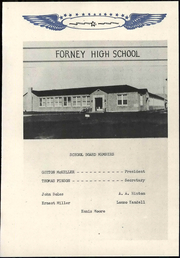 Page 11, 1944 Edition, Forney High School - Jack Rabbit Yearbook (Forney, TX) online yearbook collection
