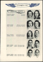 Page 13, 1944 Edition, Forney High School - Jack Rabbit Yearbook (Forney, TX) online yearbook collection