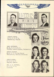 Page 15, 1944 Edition, Forney High School - Jack Rabbit Yearbook (Forney, TX) online yearbook collection