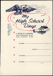 Page 7, 1944 Edition, Forney High School - Jack Rabbit Yearbook (Forney, TX) online yearbook collection