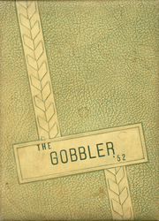 1952 Edition, Cuero High School - Gobbler Yearbook (Cuero, TX)