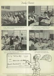 Page 12, 1953 Edition, Cuero High School - Gobbler Yearbook (Cuero, TX) online yearbook collection