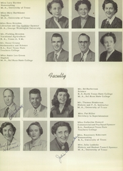 Page 17, 1953 Edition, Cuero High School - Gobbler Yearbook (Cuero, TX) online yearbook collection