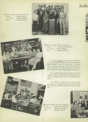 Page 8, 1953 Edition, Cuero High School - Gobbler Yearbook (Cuero, TX) online yearbook collection