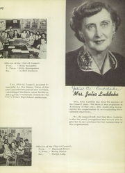 Page 9, 1953 Edition, Cuero High School - Gobbler Yearbook (Cuero, TX) online yearbook collection