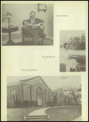 Page 12, 1950 Edition, Jefferson High School - Cypress Yearbook (Jefferson, TX) online yearbook collection