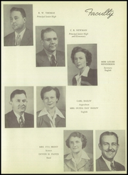 Page 13, 1950 Edition, Jefferson High School - Cypress Yearbook (Jefferson, TX) online yearbook collection