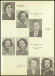 Page 15, 1950 Edition, Jefferson High School - Cypress Yearbook (Jefferson, TX) online yearbook collection