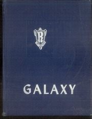 1965 Edition, Robinson High School - Galaxy Yearbook (Robinson, TX)