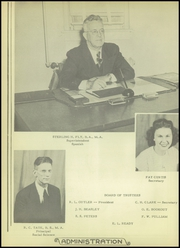 Page 10, 1948 Edition, Crystal City High School - Javelin Yearbook (Crystal City, TX) online yearbook collection