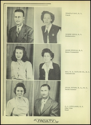 Page 12, 1948 Edition, Crystal City High School - Javelin Yearbook (Crystal City, TX) online yearbook collection