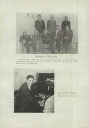 Page 10, 1946 Edition, Devine High School - Corral Yearbook (Devine, TX) online yearbook collection