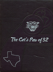 1952 Edition, Elgin High School - Wildcat Yearbook (Elgin, TX)